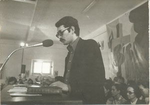 1977 Congresso Évora Jorge Pinheiro